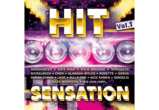 VARIOUS - Hit Senstion,Vol.1 - (CD)
