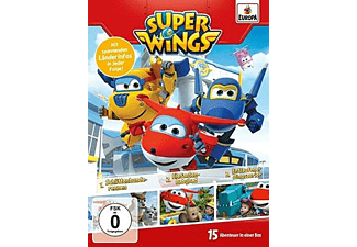 002 - SUPER WINGS 3ER BOX (FOLGE 004-006) - (DVD)