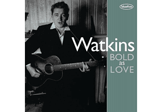Geraint Watkins - Bold As Love - (CD)