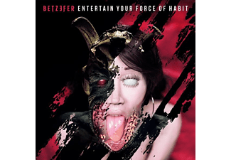 Betzefer - Entertain Your Force Of Habit - (Vinyl)