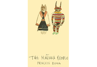 The Mañana People - Princess Diana - (CD)