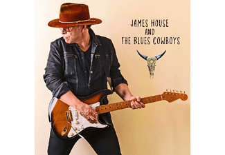 James House - James House & The Blues Cowboys - (CD)