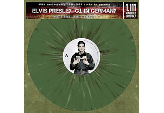 Elvis Presley - GI IN GERMANY - (Vinyl)