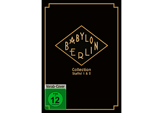 Babylon Berlin - Staffel 1 & 2 TV-Serie/Serien DVD