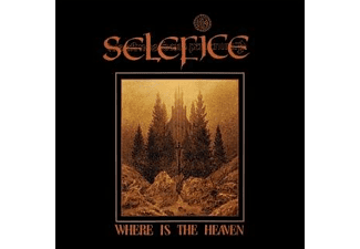 Selefice - Where Is The Heaven - (CD)