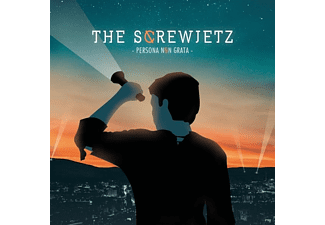 The Screwjetz - Persona Non Grata - (CD)