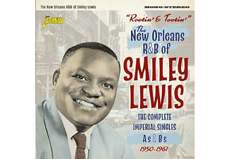 Smiley Lewis - Rootin' And Tootin' - (CD)