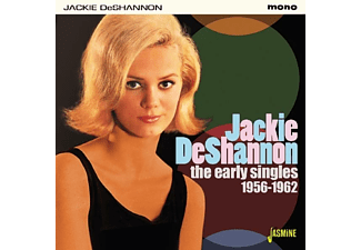Jackie DeShannon - The Early Singles - (CD)