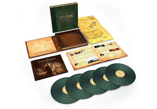 Howard Shore - The Lord Of The Rings:Return Of The King - (Vinyl)