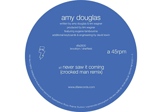 Amy Douglas - Never Saw It Coming - (Vinyl)
