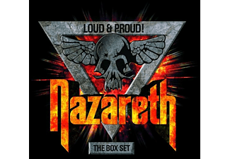 Nazareth - Loud & Proud! The Box Set - (LP + Bonus-CD)