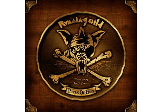 Running Wild - Running Wild-Pieces of Eight (Deluxe Box Set) - (LP + Bonus-CD)