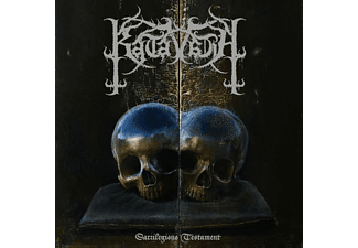 Katavasia - Sacrilegious Testament - (CD)