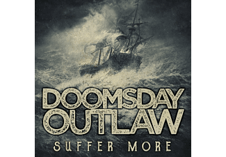 Doomsday Outlaw - Suffer More 2018 - (CD)