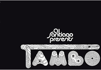 Tambó - Al Santiago Presents Tambo - (CD)