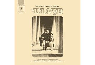 VARIOUS - Blaze-Original Cast Recording - (CD)