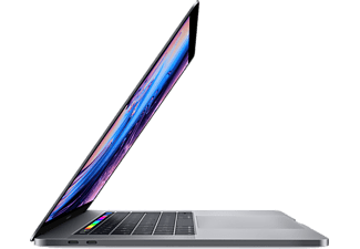 APPLE MR932TU/A 15-inch MacBook Pro TB  Intel Core i7 8650U  256GB Uzay Grisi