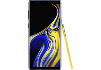 "SAMSUNG Galaxy Note9 - Smartphone (6.4 "", 128 GB, Ocean Blue)"