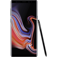 SAMSUNG Galaxy Note9 128 GB Midnight Black Dual SIM