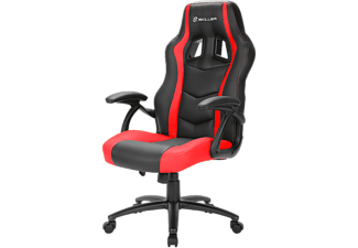 SHARKOON SGS 1 Black/ Red