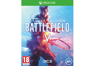 Battlefield V: Deluxe Edition FR/UK Xbox One