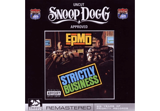 EPMD - Strictly Business (Remastered) (CD)