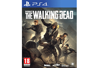 Overkill's The Walking Dead UK PS4