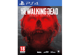 Overkill's The Walking Dead Deluxe Edition UK PS4