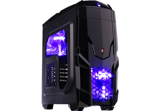 CAPTIVA Gaming  I45-849, Gaming PC mit Core™ i7 Prozessor, 16 GB RAM, 240 GB SSD, 1 TB HDD, GeForce GTX 1080, 8 GB GDDR5 Grafikspeicher