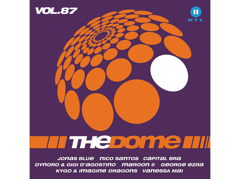 VARIOUS - The Dome Vol.87 [CD]