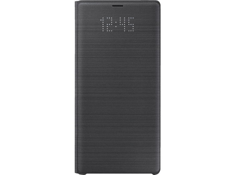 SAMSUNG  Led View Cover Bookcover Samsung Galaxy Note9 Schwarz | 08801643335960