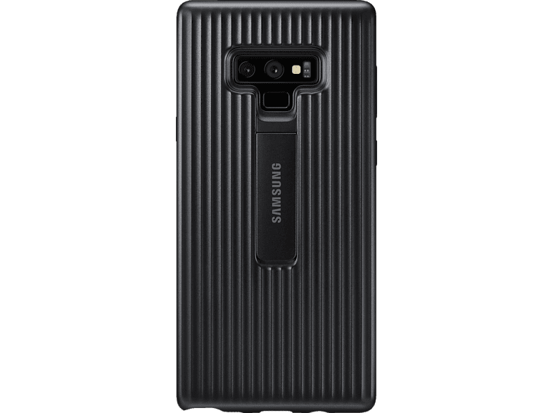 SAMSUNG  Protective Standing Backcover Samsung Galaxy Note9 Schwarz | 08801643334857