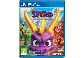 PS4 Spyro Reignited Trilogy (HD Remastered)