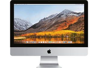 "APPLE iMac - All-in-One-PC (21.5 "", 1 TB HDD, Silber)"