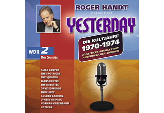 VARIOUS - WDR 2 Yesterday-1970-1974 - (CD)