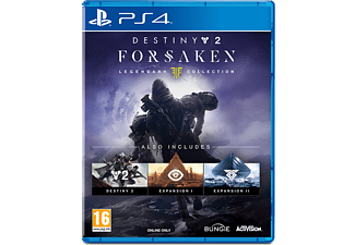 Destiny 2: The Forsaken Legendary Collection PlayStation 4