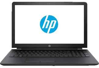 HP 15-bs135ng, Notebook mit 15.6 Zoll Display, Core™ i5 Prozessor, 12 GB RAM, 256 GB SSD, Radeon™ 520, Schwarz