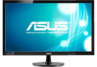 ASUS VS248HR 24 Zoll Full-HD Monitor (1 ms Reaktionszeit, 60 Hz)