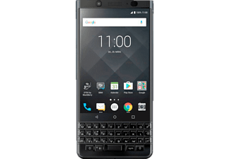 BLACKBERRY KEYone Black Edition, Smartphone, 64 GB, 4.5 Zoll, Schwarz
