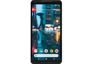 GOOGLE Pixel 2 XL, Smartphone, 64 GB, Just Black