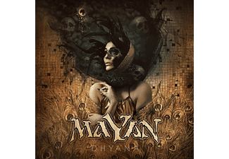Mayan - Dhyana (Limited Edition) - (CD)