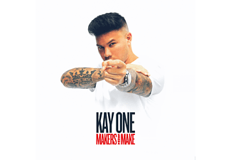Kay One - Makers Gonna Make - (CD)