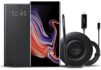 SAMSUNG Smartphone Galaxy Note9 512 GB Midnight Black Ultimate Edition (F-SMN960FZKHL)