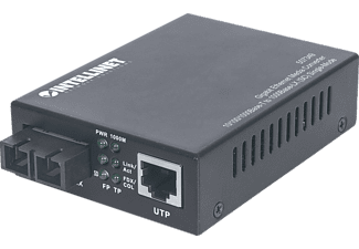 INTELLINET Gigabit Ethernet Singlemode, Medienkonverter