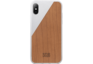 NATIVE UNION Clic Wooden V2 - Handyhülle (Passend für Modell: Apple iPhone X)