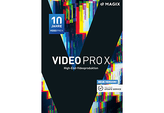 Video Pro X 10 Jahre Edition