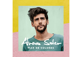 Alvaro Soler Mar de Colores Pop CD
