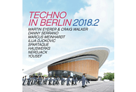 VARIOUS - Techno In Berlin 2018.2 [CD]