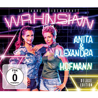 Anita & Alexandra Hofmann - Studioalbum 2018 (Deluxe Edition) [CD + DVD Video]