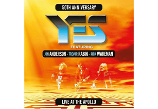 Yes - Live At The Apollo (3LP) - (Vinyl)
